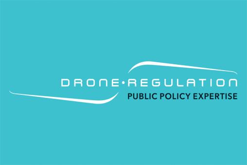 Logo Drone Regulation Brussel