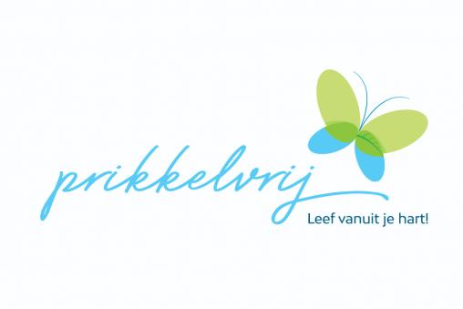 Logo Prikkelvrij coaching Heultje