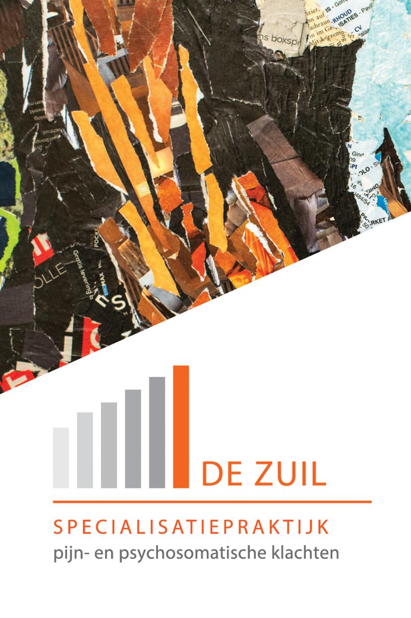 De Zuil flyer multidisciplinair team Westerlo
